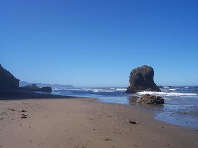 Oceanside Oregon Coastline